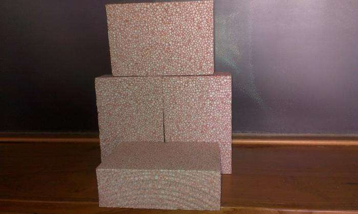 热固型改性聚苯板